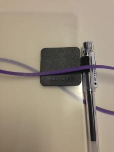 sticky pen loop