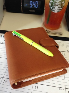 This planner has become my every day companion
