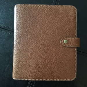 "Mulberry Agenda in ""Oak"""