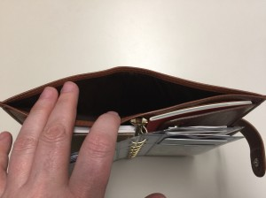 Wallet Pocket